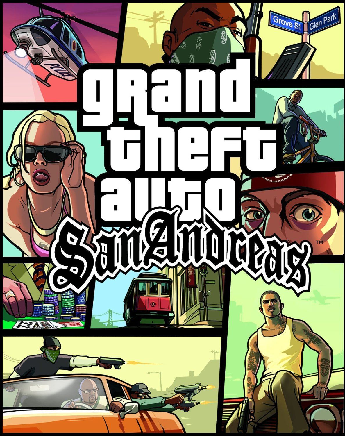 Grand Theft Auto: San Andreas (Video Game 2004) - IMDb