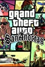 Grand Theft Auto: San Andreas (2004) Poster