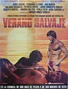 Bande annonce du film 1080p télécharger Verano salvaje [mts] [360x640] [DVDRip], Sebastian Ligarde, Ariadne Welter, Fernando Allende, Roberto Montiel