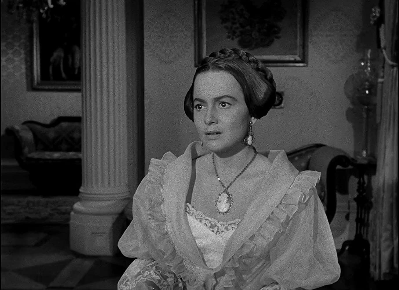 Olivia de Havilland in The Heiress (1949)
