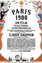 Paris mil neuf cent Poster