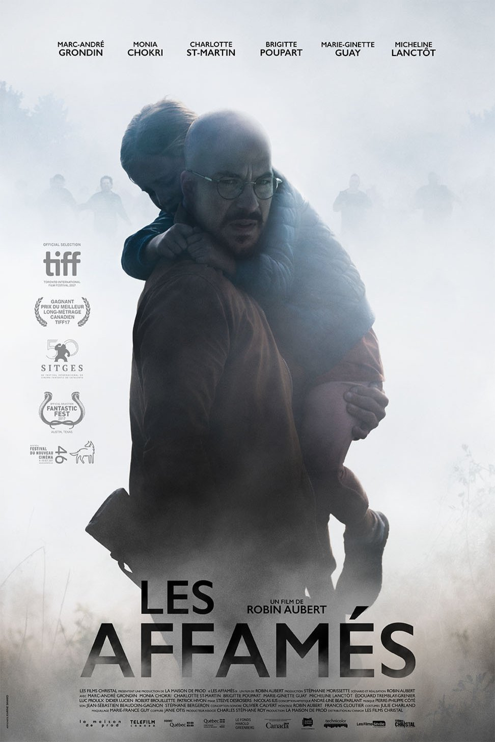 IŠTROŠKĘ (2017) / Les affamés