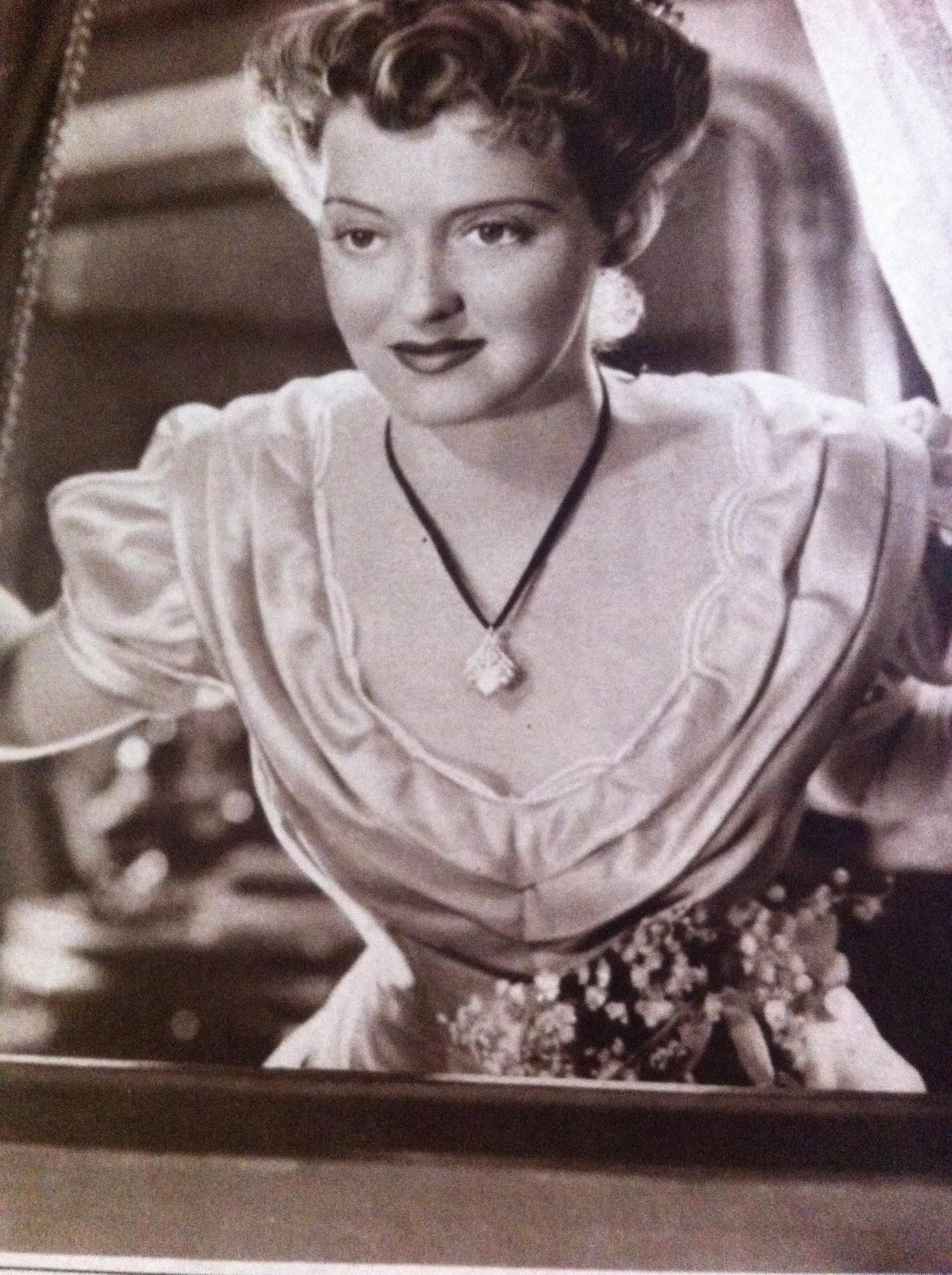 Bette Davis in The Sisters (1938)