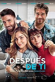 Rodrigo Guirao Díaz, Natalia Téllez, Giuseppe Gamba, Paulina Dávila, and David Angulo in Después de Ti (2021)