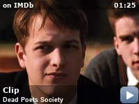 dead poets society overview