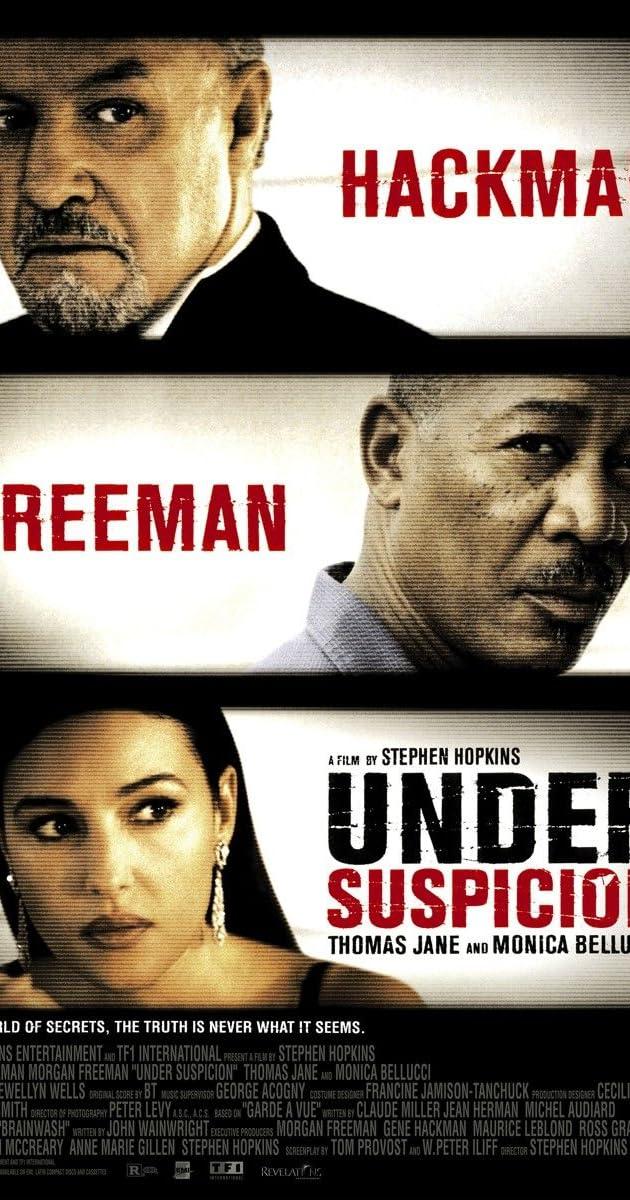 Subtitle of Under Suspicion