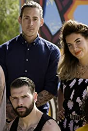 Tattoo Fixers on Holiday Poster
