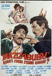 Mazzabubù... quante corna stanno quaggiù? Poster