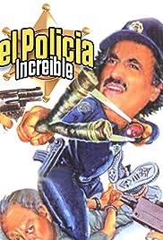 El policía increíble Poster