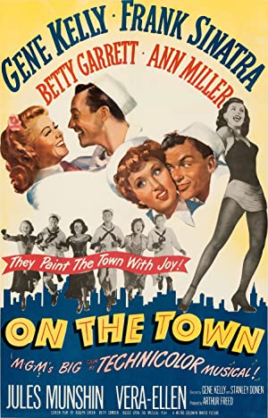 Where to stream On the Town