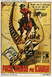 A Few Dollars for Django (1966) Poster - Movie Forum, Cast, Reviews
