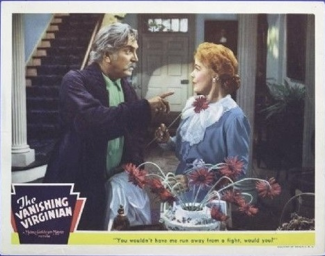 Spring Byington and Frank Morgan in The Vanishing Virginian (1942)