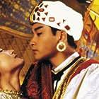 Leslie Cheung and Brigitte Lin in Se diu ying hung: Dung sing sai jau (1993)