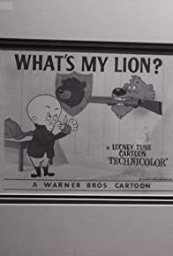 Primary photo for What's My Lion?