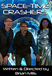 Space-Time Crashers Poster