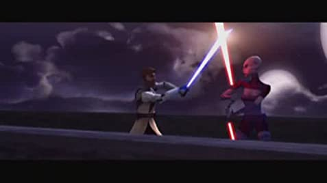 Star Wars: The Clone Wars: Lightsaber Duels (Video Game 2008