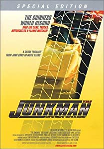 Latest free movie downloads The Junkman by H.B. Halicki [UltraHD]