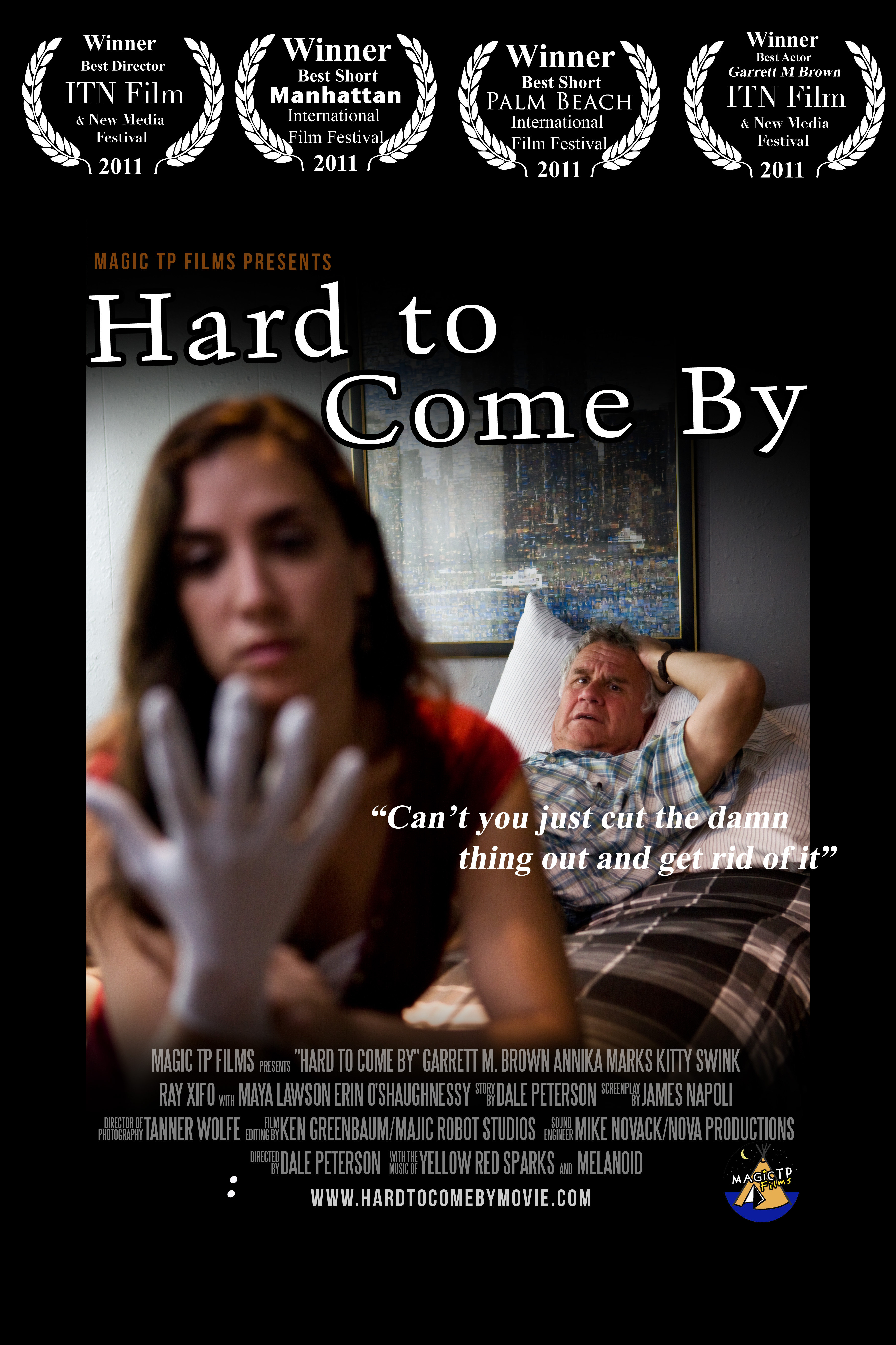 Hard to come by