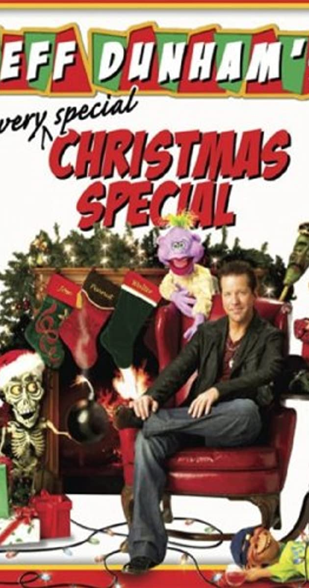 Jeff dunham 39 s very special christmas special 2008 imdb - Spider man 2 box office mojo ...