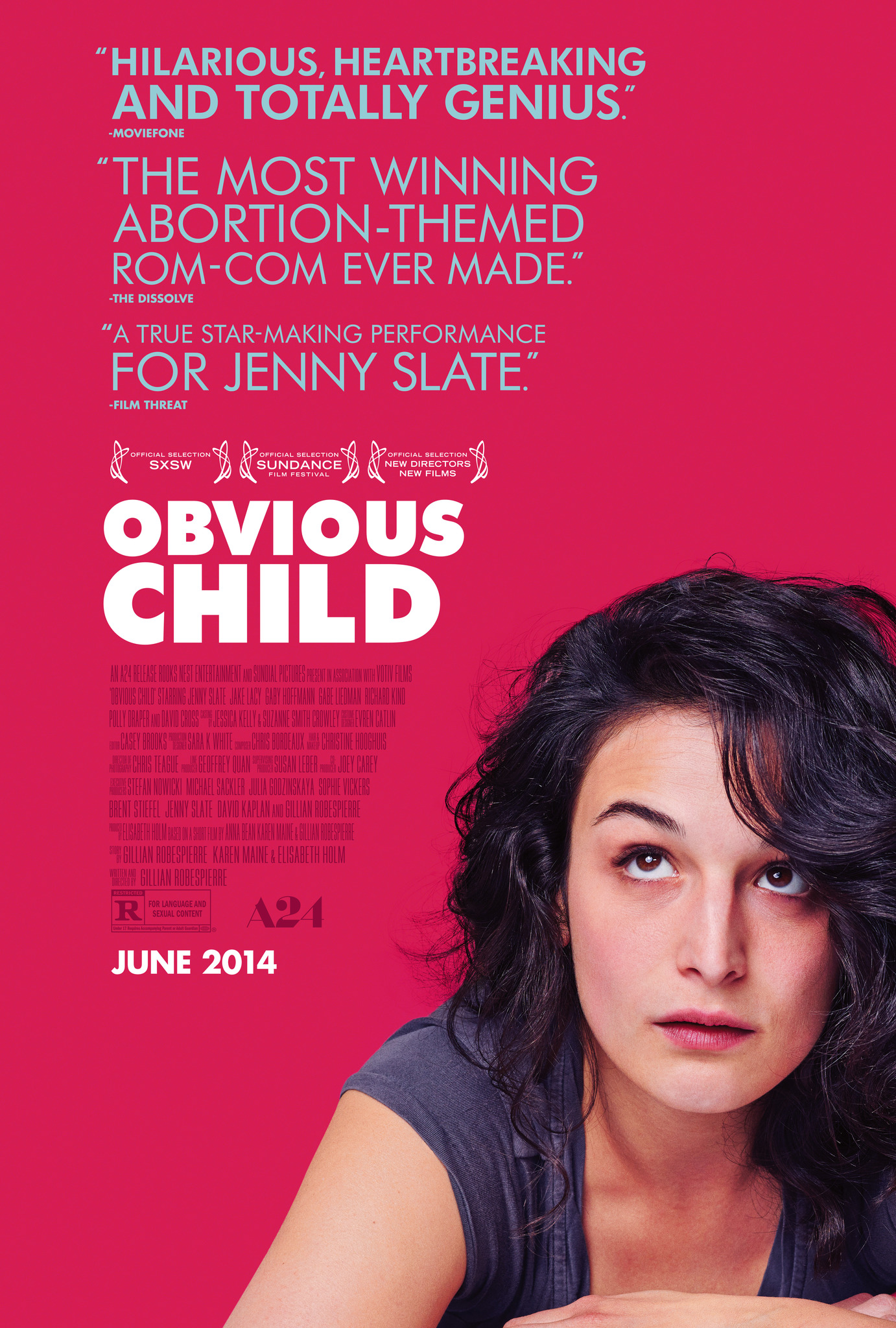 Image result for Obvious Child, 2014