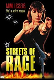 Streets of Rage Poster