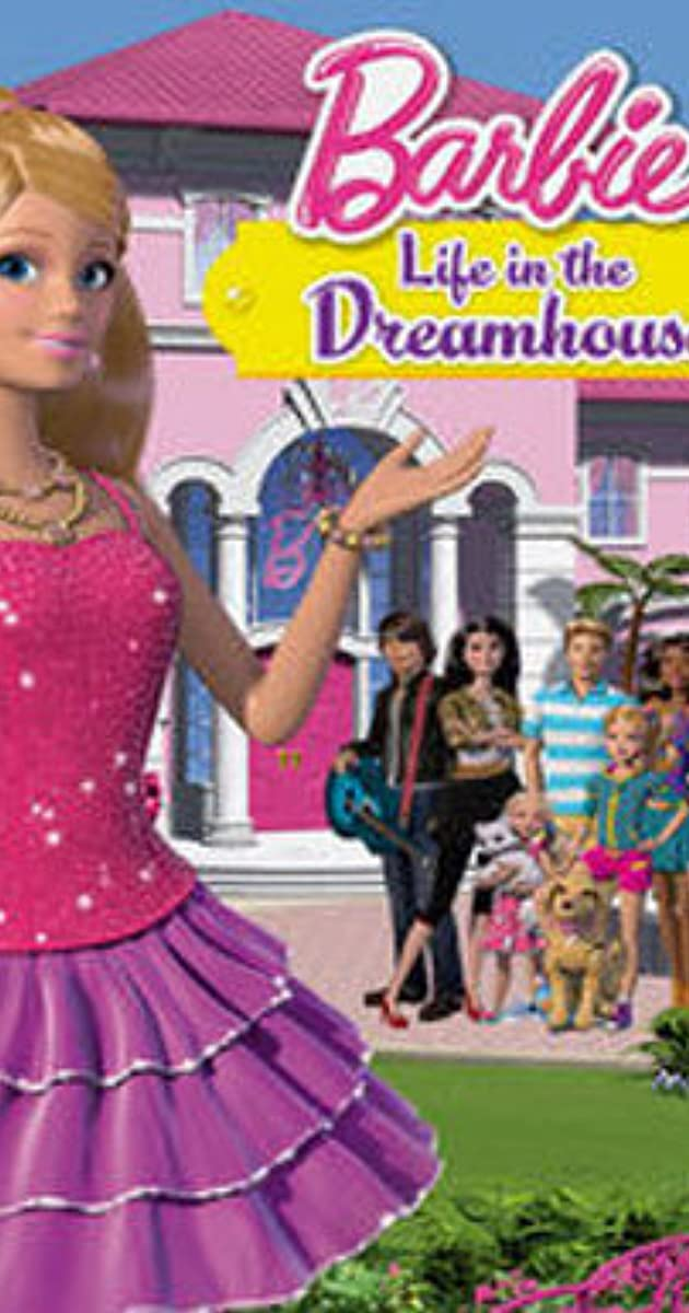 Remarkable Barbie Life In The Dreamhouse Tv Series 2012 Barbie Download Free Architecture Designs Rallybritishbridgeorg