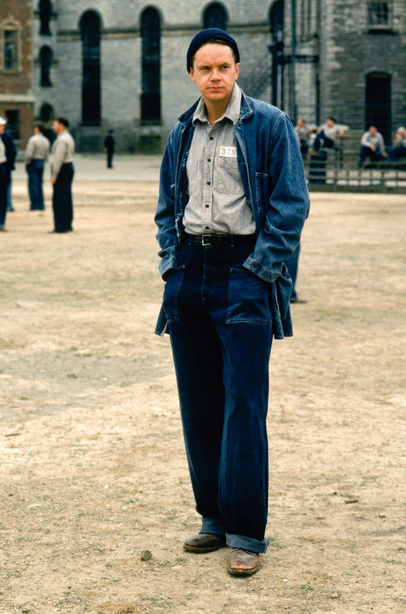 Tim Robbins in The Shawshank Redemption (1994)