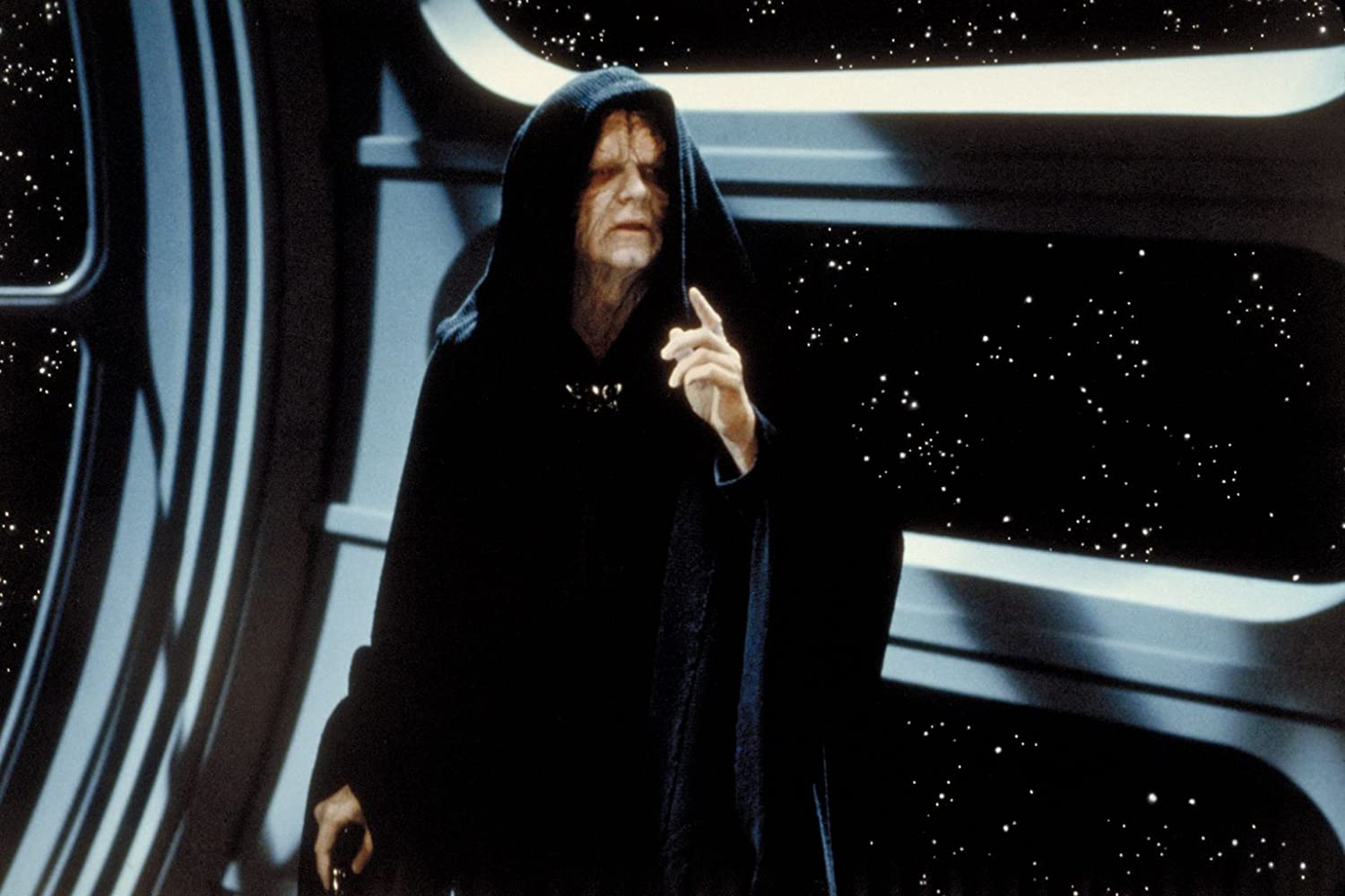 Ian McDiarmid in Star Wars: Episode VI - Return of the Jedi (1983)