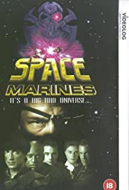 Space Marines (1996) Poster - Movie Forum, Cast, Reviews