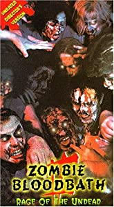 Zombie Bloodbath 2 by Todd Sheets