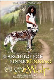 Searching for Eddie Running Wolf Poster