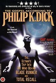 The Gospel According to Philip K. Dick Poster