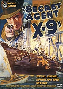 Secret Agent X-9 full movie hd download