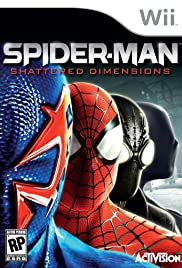Spider-Man: Shattered Dimensions (2010) Poster - Movie Forum, Cast, Reviews
