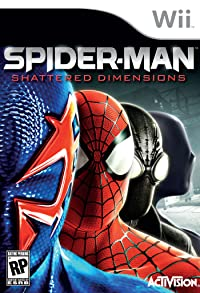 Primary photo for Spider-Man: Shattered Dimensions