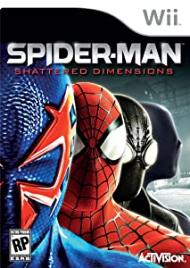 Websites for free movie downloads for mobile Spider-Man: Shattered Dimensions by Keith Arem [480x800]