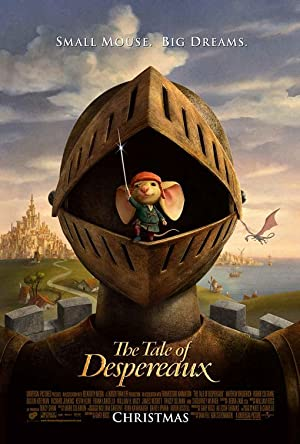 Where to stream The Tale of Despereaux