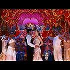 Nicole Kidman, Ewan McGregor, John Leguizamo, Jacek Koman, and Caroline O'Connor in Moulin Rouge! (2001)