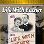 William Powell and Irene Dunne in Life with Father (1947)