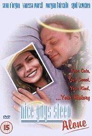 Nice Guys Sleep Alone Poster