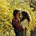 Kevin Costner and Mary McDonnell in Dances with Wolves (1990)