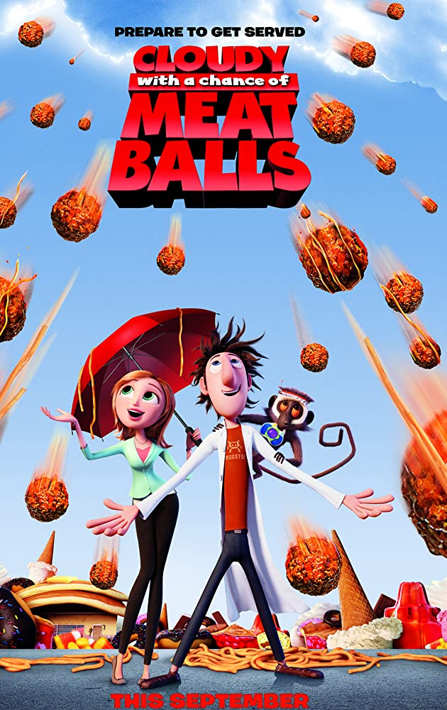 Free Download Cloudy with a Chance of Meatballs Full Movie