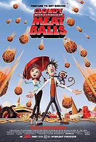 Cloudy with a Chance of Meatballsมหัศจรรย์ของกินดิ้นได้