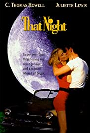 That Night Poster
