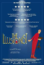 The Illusionist (L'illusionniste) (2010) 720p