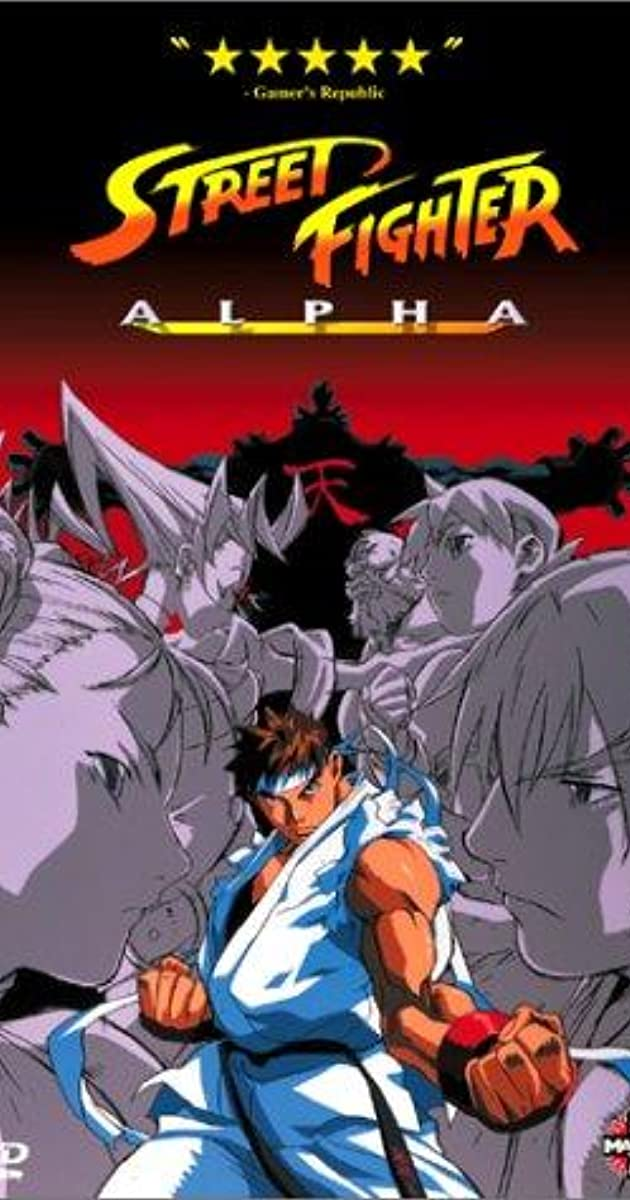 Street Fighter Alpha Video 1999 Imdb
