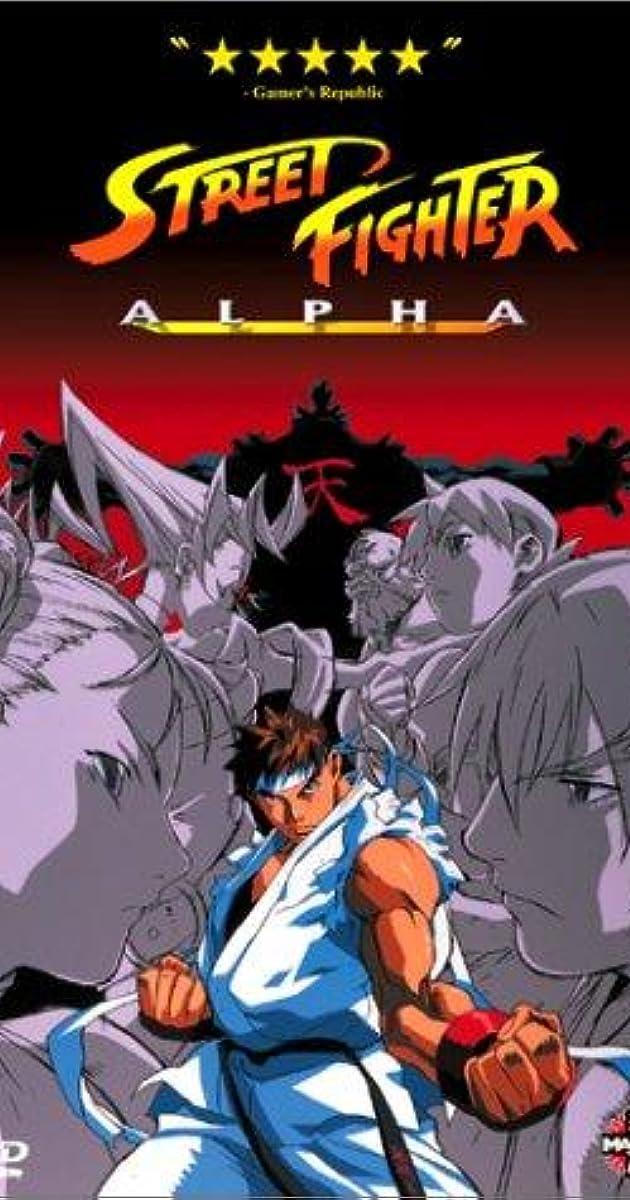 Street Fighter Alpha Video 1999 Imdb