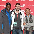 Isaiah Washington, Tequan Richmond, and Alexandre Moors at an event for Blue Caprice (2013)