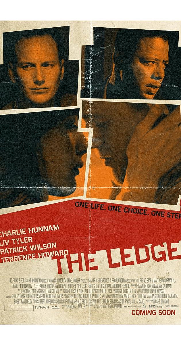 Subtitle of The Ledge