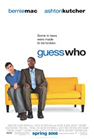 Ashton Kutcher and Bernie Mac in Guess Who (2005)